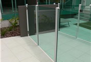 Glass Pool Fencing Gallery