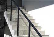 Horizontal Wire Balustrade